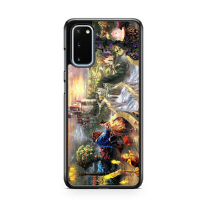 Disney Beauty And The Beast 3 Samsung Galaxy S20 Phone Case