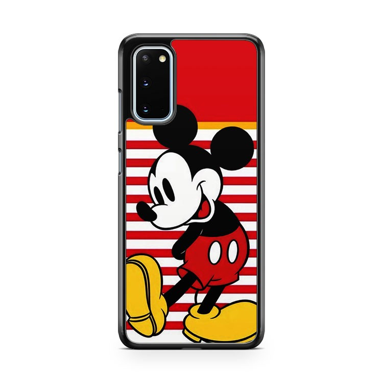 Disney Mickey Mouse Cute Beautiful Samsung Galaxy S20 Phone Case