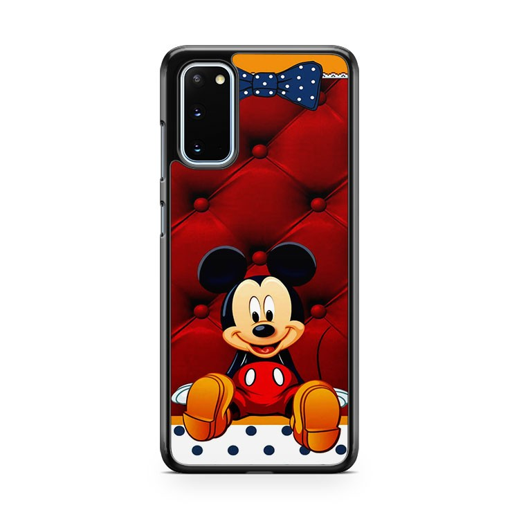 Disney Mickey Mouse 5 Samsung Galaxy S20 Phone Case
