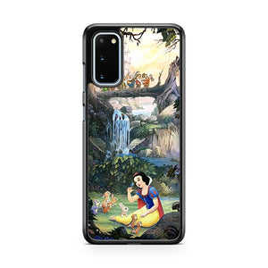 Disney Snow White And The Seven Dwarfs Samsung Galaxy S20 Phone Case