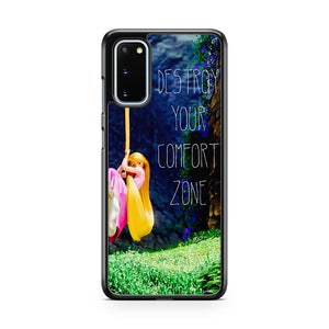 Disney Tangled Rapunzel Quote S8 3D Samsung Galaxy S20 Phone Case