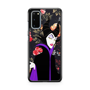 Disney Villain Maleficent Samsung Galaxy S20 Phone Case