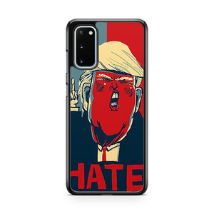 Donald Trump Hate Samsung Galaxy S20 Phone Case
