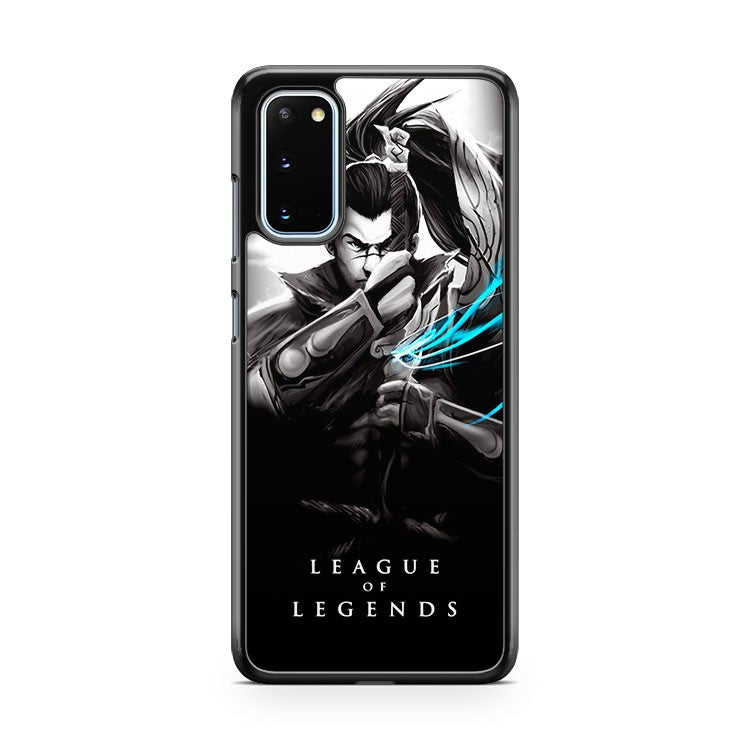 League Of Legends Yasuo Samsung Galaxy S20 Phone Case