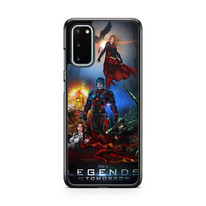 Legends Of Tomorrow Samsung Galaxy S20 Phone Case