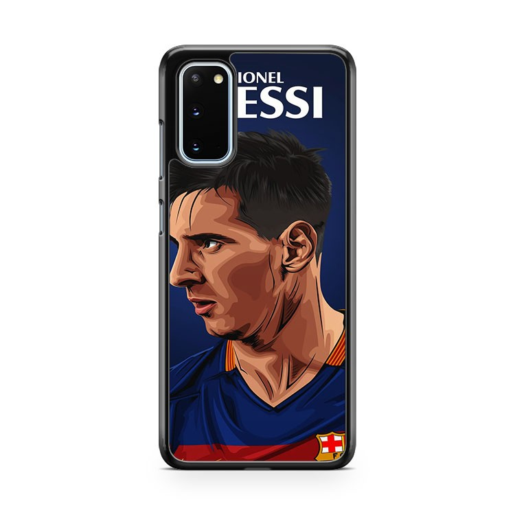 Lionel Messi La Pulga Samsung Galaxy S20 Phone Case