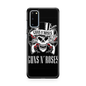 Logo Guns N Roses Samsung Galaxy S20 Phone Case