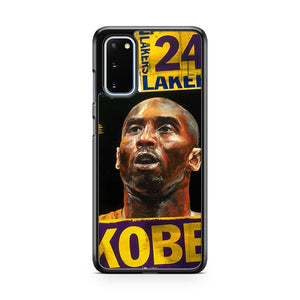 Los Angeles Lakers Kobe Bryant Samsung Galaxy S20 Phone Case