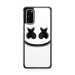 Marshmello Helmet Samsung Galaxy S20 Phone Case