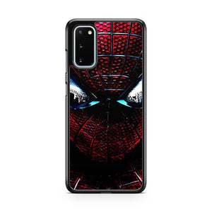 Marvel Eyes Of Spiderman Samsung Galaxy S20 Phone Case