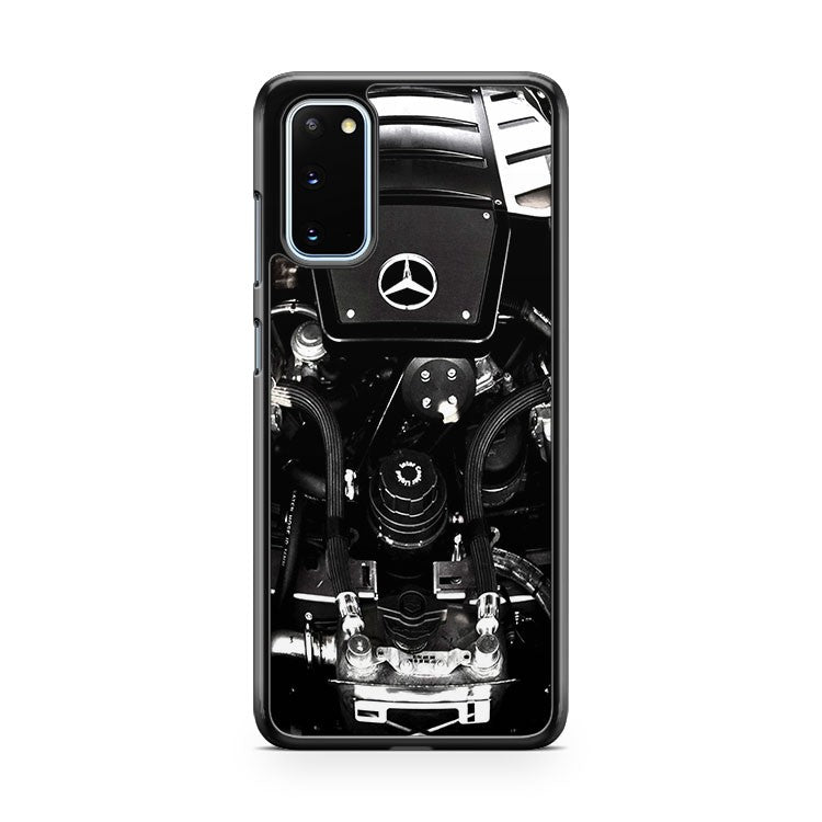 Mercedes Benz Sls Amg Supercar Tuning Convertible Engine Samsung Galaxy S20 Phone Case