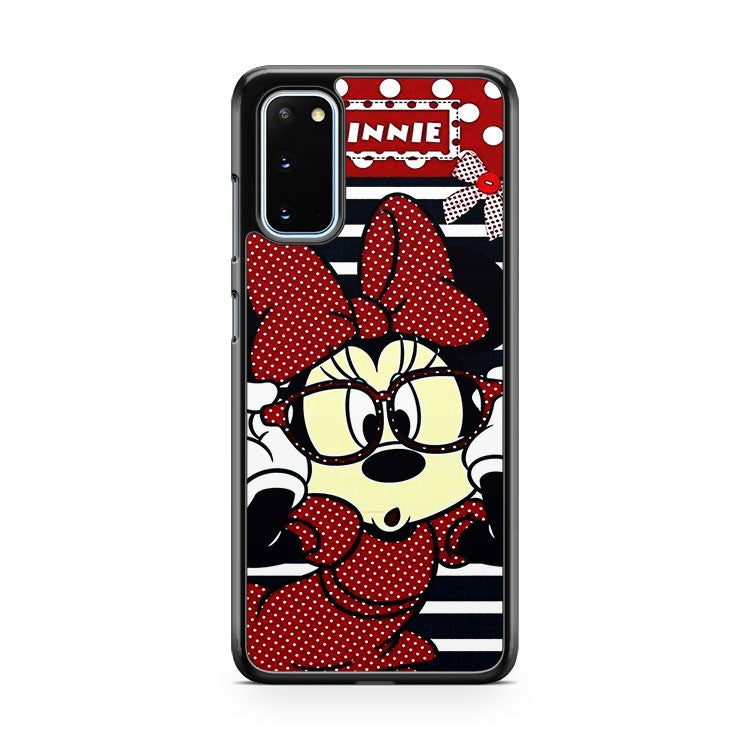 Mickey Minnie Mouse 2 Samsung Galaxy S20 Phone Case