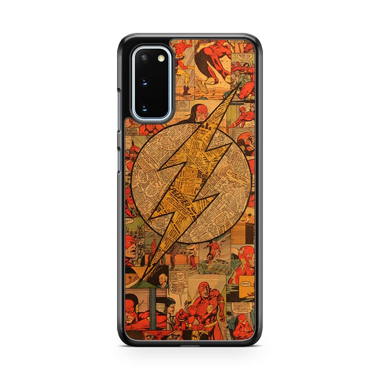 The Flash Samsung Galaxy S20 Phone Case