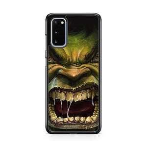 The Incredible Hulk 3 Samsung Galaxy S20 Phone Case