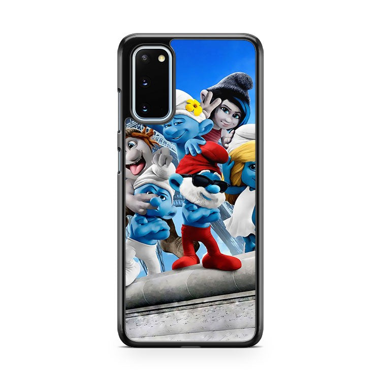 The Smurfs Samsung Galaxy S20 Phone Case