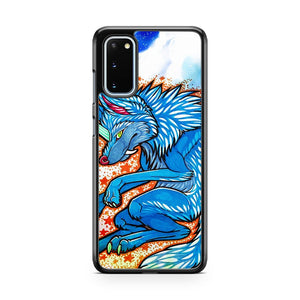 Atos Wolf Samsung Galaxy S20 Phone Case