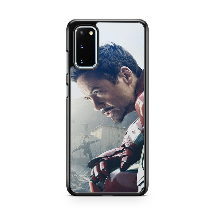 Avengers Age Of Ultron Iron Man Samsung Galaxy S20 Phone Case