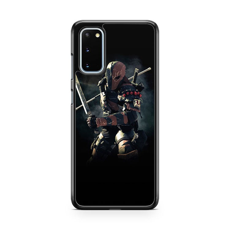 Deathstroke Cosplay Samsung Galaxy S20 Phone Case