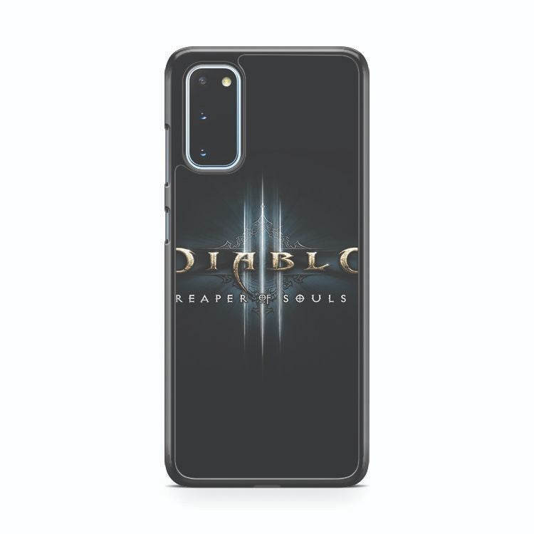 Diablo Reaper Of Soul Samsung Galaxy S20 Phone Case