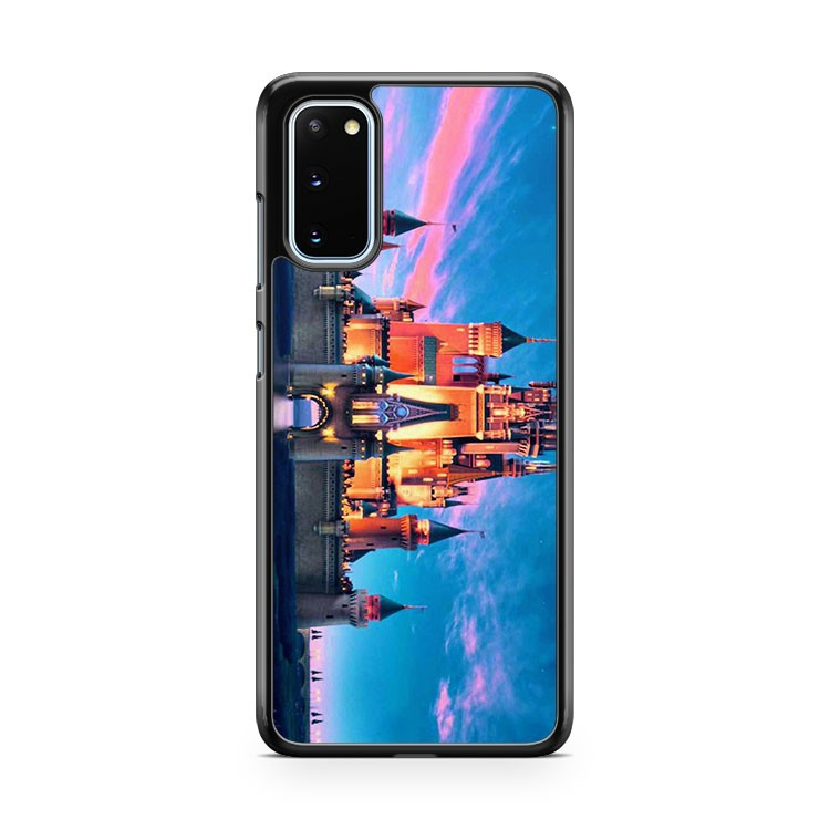 Disney Castle Vintage Samsung Galaxy S20 Phone Case
