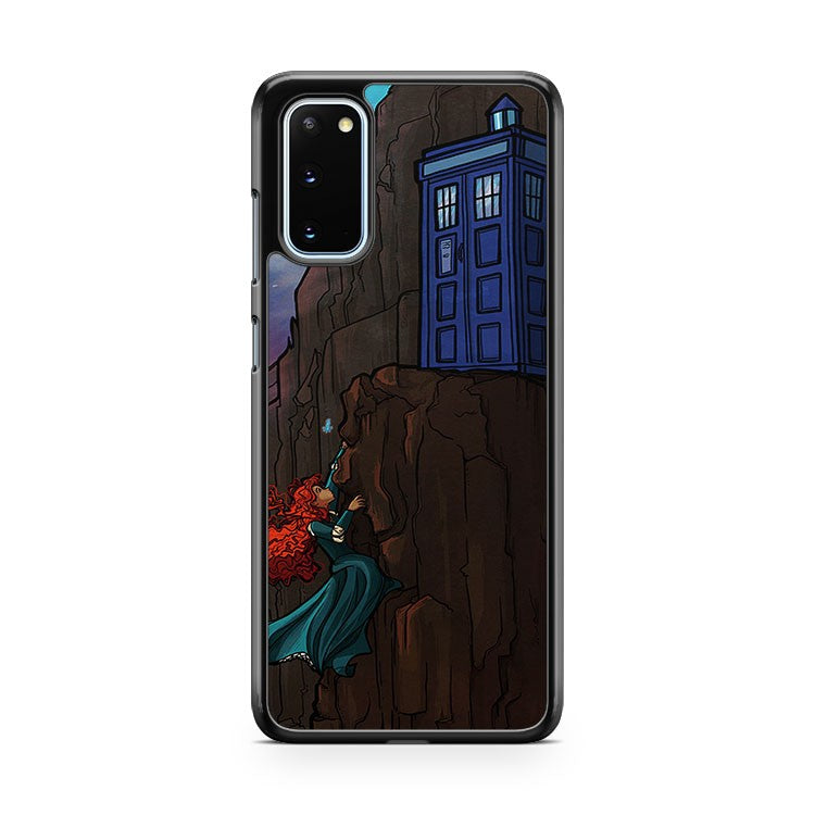Disney Doctor Who Crossovers Samsung Galaxy S20 Phone Case