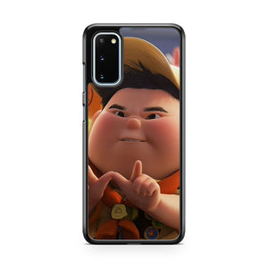 Disney Pixar Up Adorable Russell Samsung Galaxy S20 Phone Case