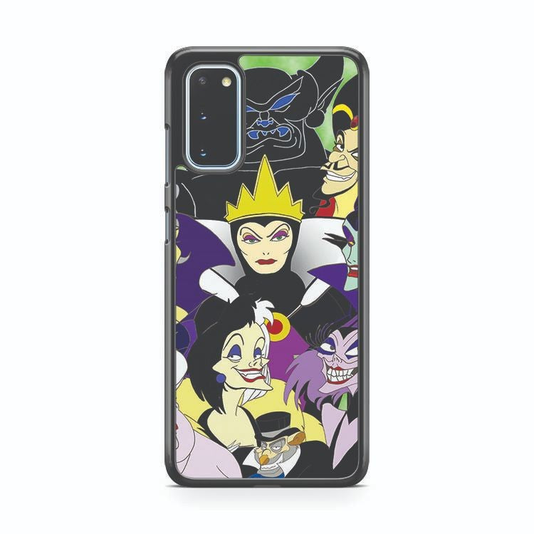 Disney Villains Favorite Samsung Galaxy S20 Phone Case