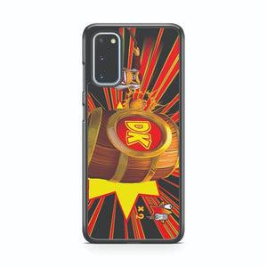 Donkey Kong Country Tropical Freeze Samsung Galaxy S20 Phone Case
