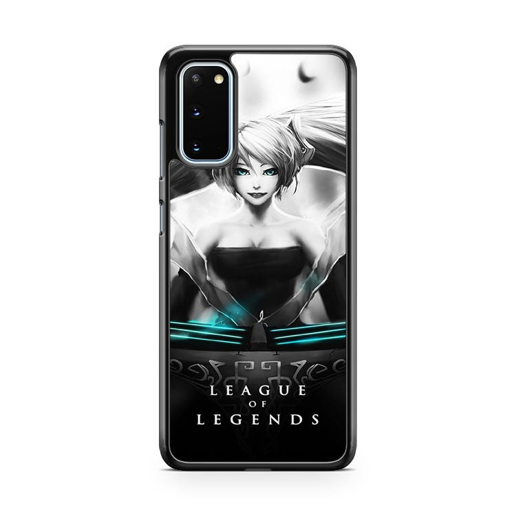 League Of Legends Poster Sona Samsung Galaxy S20 Phone Case