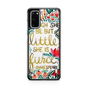 Little Fierce Samsung Galaxy S20 Phone Case