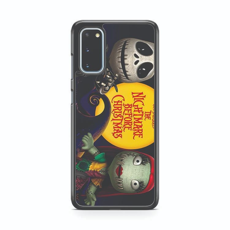 Little Big Planet 2 The Nightmare Before Christmas Samsung Galaxy S20 Phone Case
