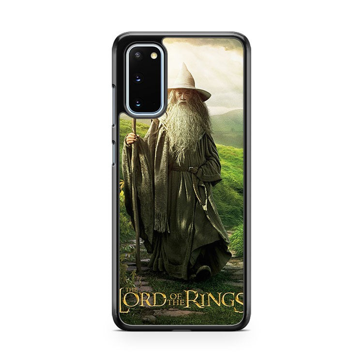 Lord Of The Rings Shire Gandalf Samsung Galaxy S20 Phone Case