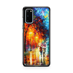 Love The Lake Watercolor Samsung Galaxy S20 Phone Case