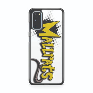 Mallrats Logo Samsung Galaxy S20 Phone Case