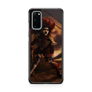 Marilyn Manson Pirate Samsung Galaxy S20 Phone Case