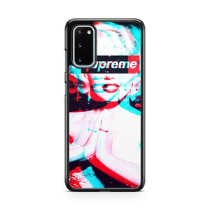 Marilyn Monroe Supreme 4 Samsung Galaxy S20 Phone Case