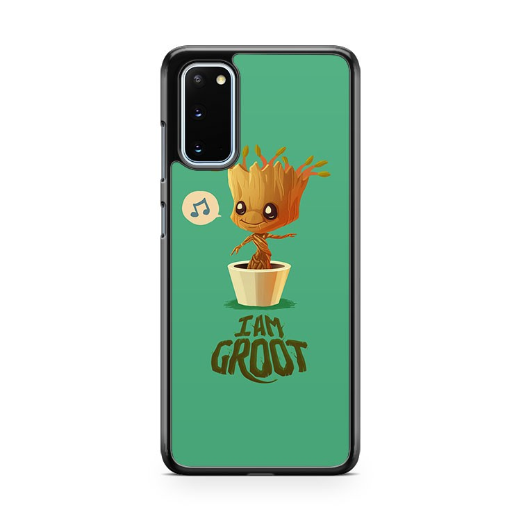 Marvel's Guardians Of The Galaxy Baby Groot Samsung Galaxy S20 Phone Case
