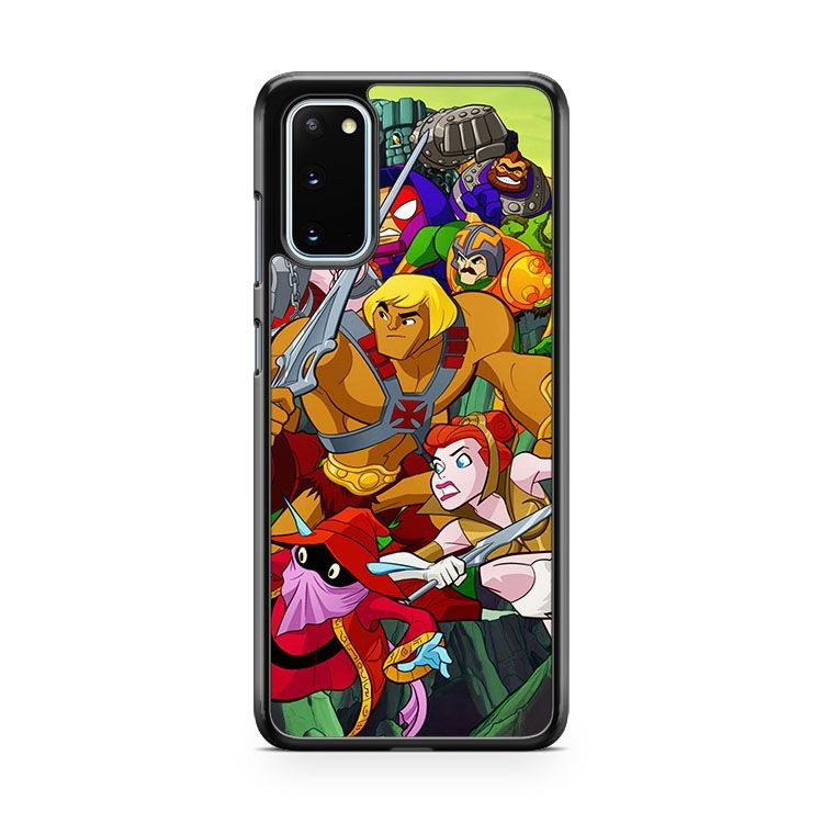 Masters Of The Universe Rivals Samsung Galaxy S20 Phone Case