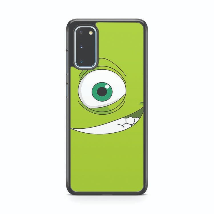 Mike Mazowski Face Samsung Galaxy S20 Phone Case