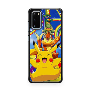 Pokemon Characters Samsung Galaxy S20 Phone Case