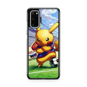 Pokemon Pikachu League Football Samsung Galaxy S20 Phone Case