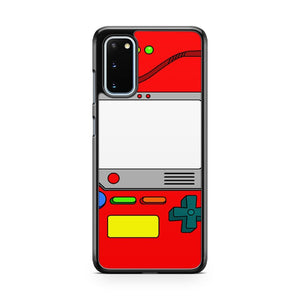 Pokemon Pokedex Samsung Galaxy S20 Phone Case