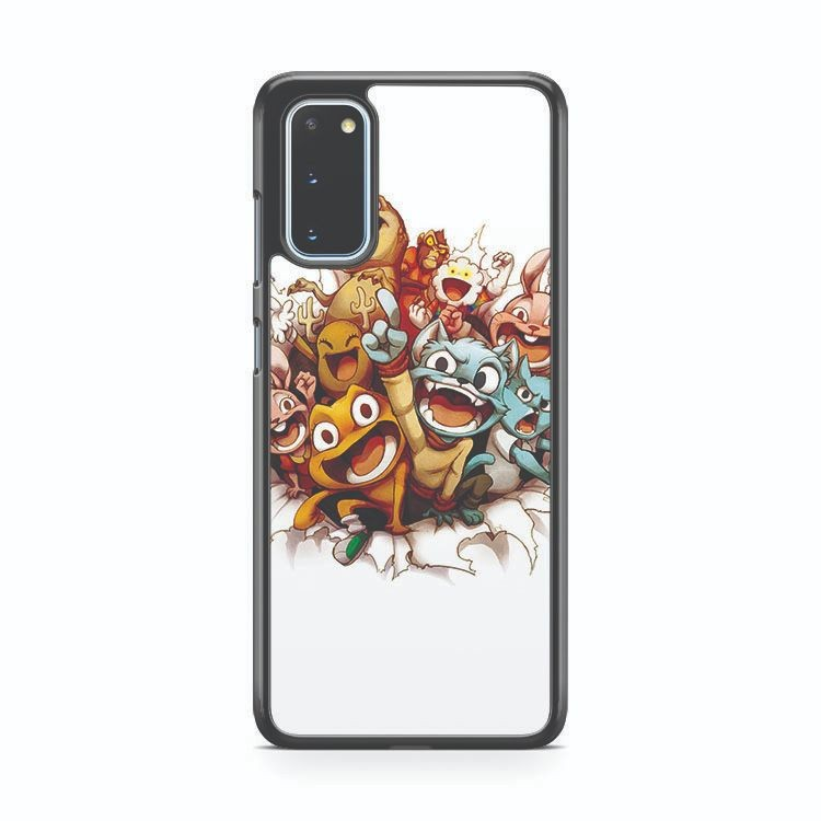 The Amazing World Of Gumball Art Samsung Galaxy S20 Phone Case