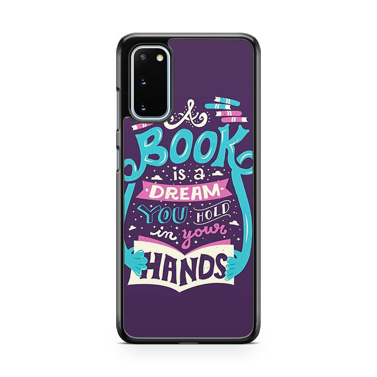 The Book Of Life Quotes Samsung Galaxy S20 Phone Case