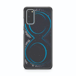 The Fault In Our Stars Samsung Galaxy S20 Phone Case