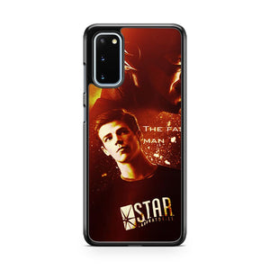 The Flash Fastest Man Alive Samsung Galaxy S20 Phone Case