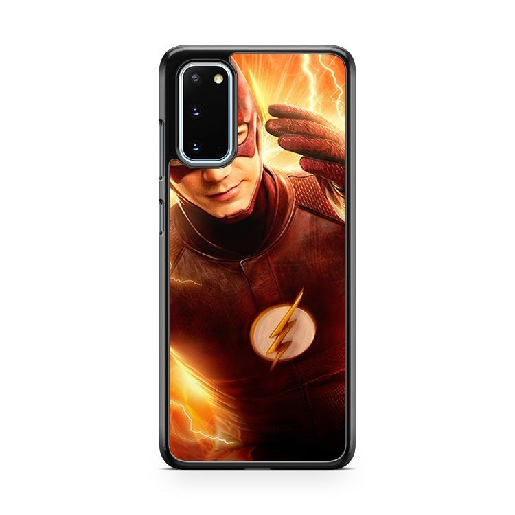 The Flash Life Action Samsung Galaxy S20 Phone Case