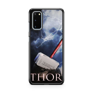 Thor The Hammer Samsung Galaxy S20 Phone Case