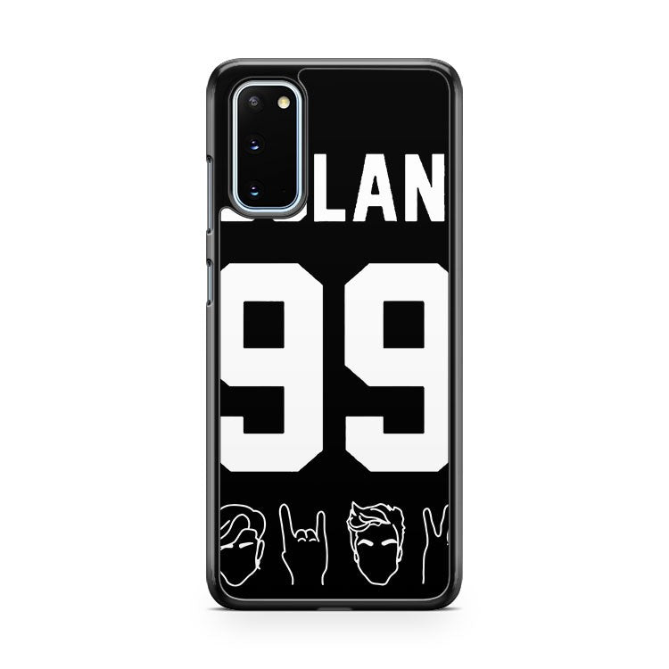 Dolan Twin Jerzees Drawing Samsung Galaxy S20 Phone Case