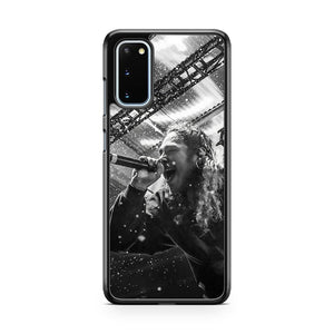 Post Malone Poster Samsung Galaxy S20 Phone Case